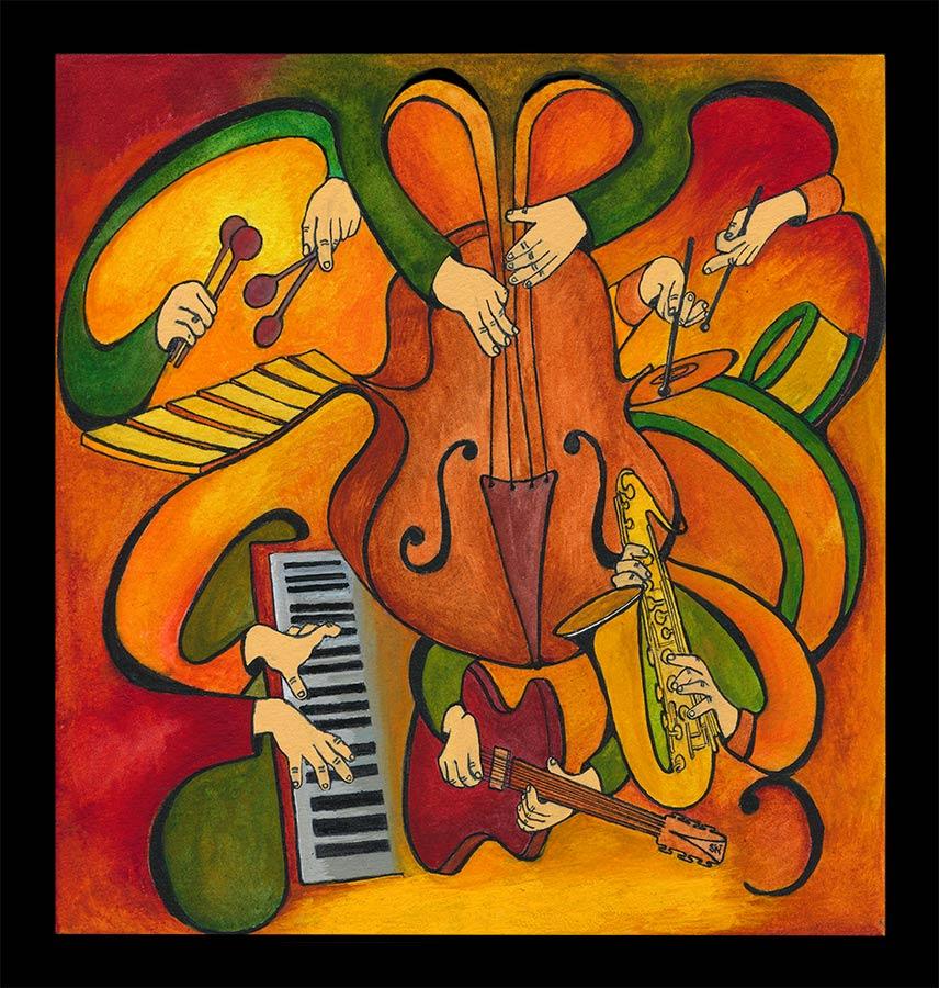 Ambleside Days Poster by Sarah Waterhouse